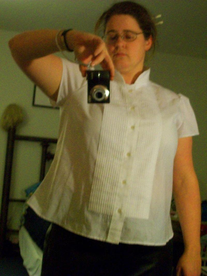 Tux Shirt 1