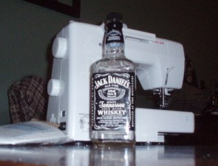 Whiskeysewing