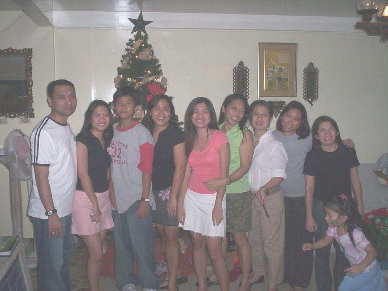 Parreno christmas 2004