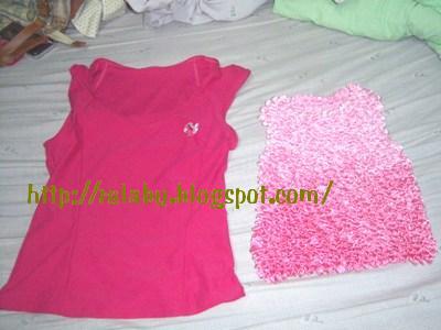 1-2pink blouse