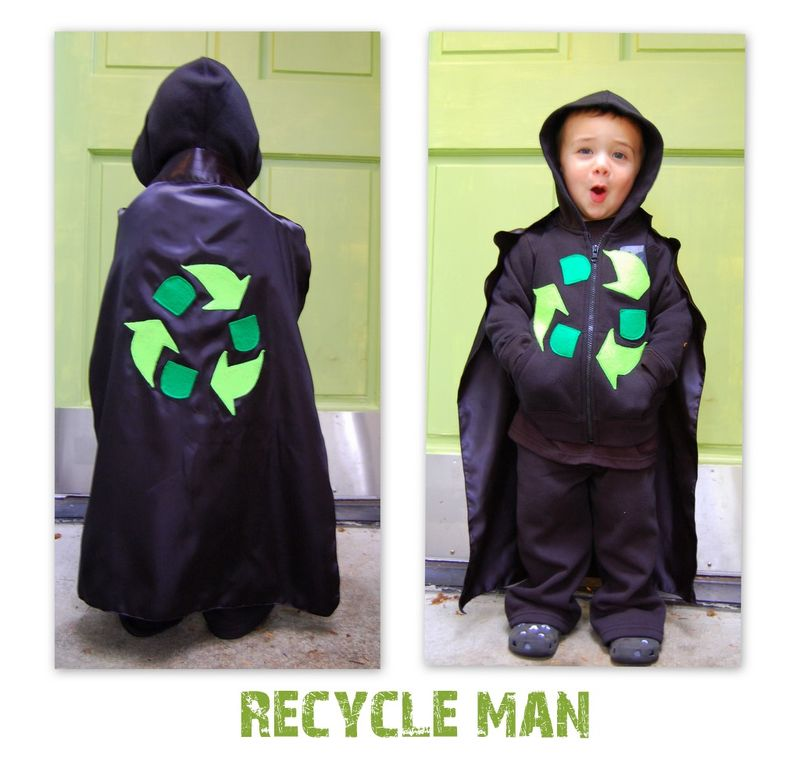 121recycle man