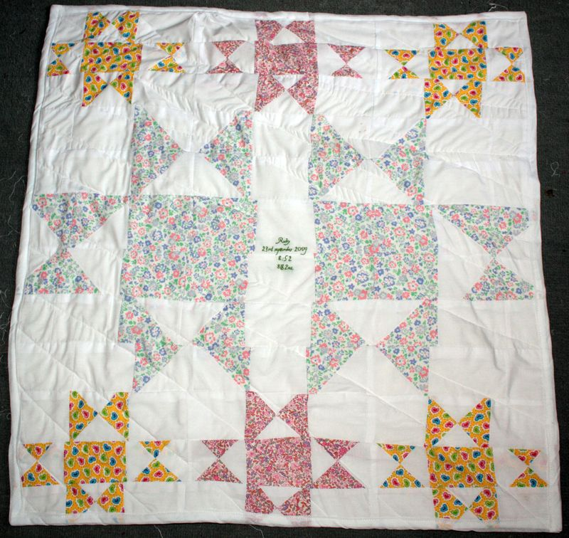 Finished-quilt