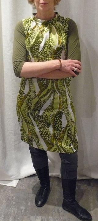 Snake dress 007