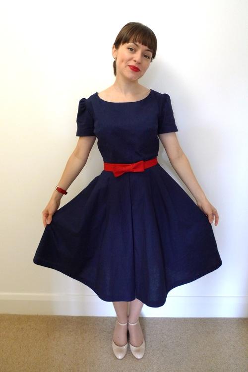 Wardrobe Refashion The Birthday Party Dress