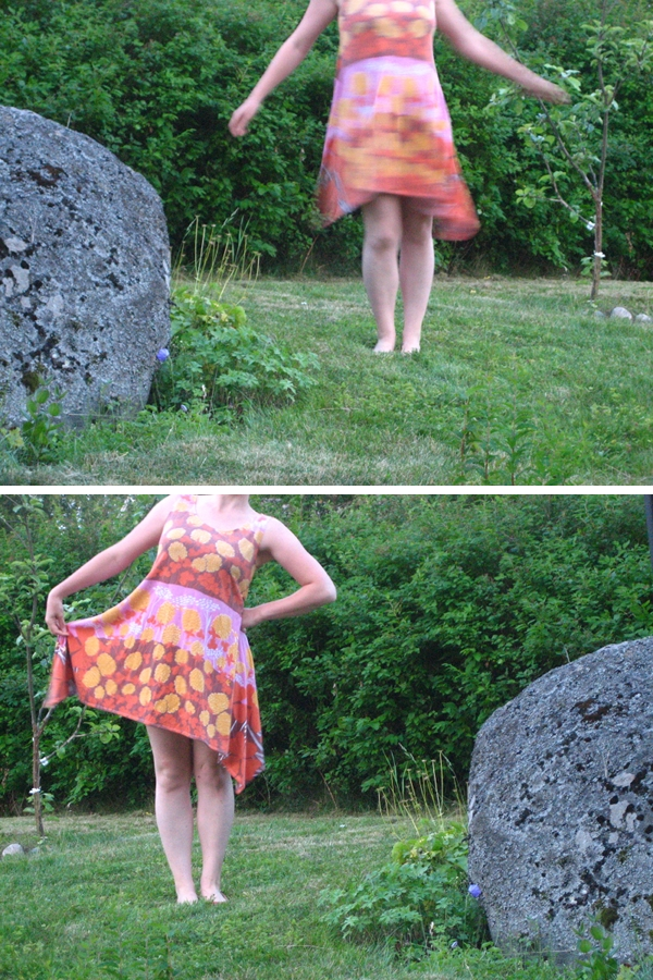 Summer night's dress1